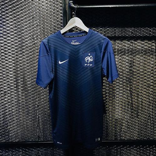 Nike France Training Jersey (S)