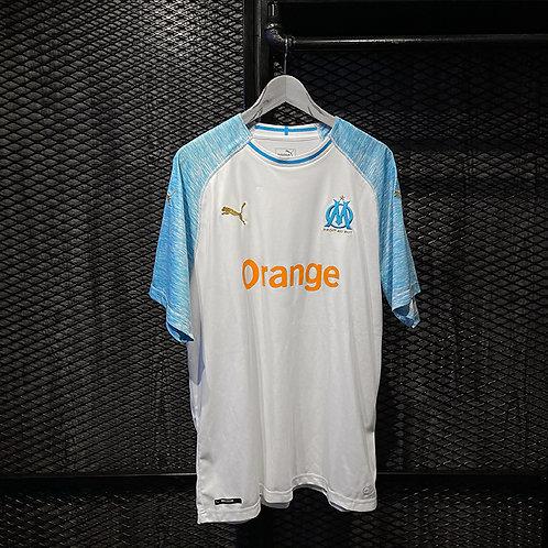 Puma - 2018/19 Marseille Home Jersey