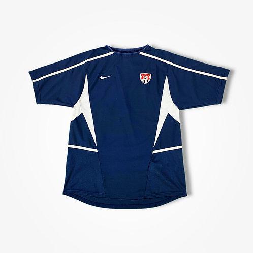 Nike - 2002/04 US Away Jersey