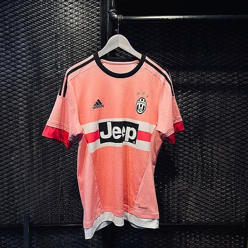 Adidas - 2015/16 Juventus Away Jersey (M)