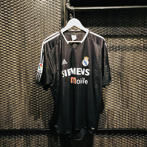 Adidas - 2003/04 Real Madrd Away Jersey
