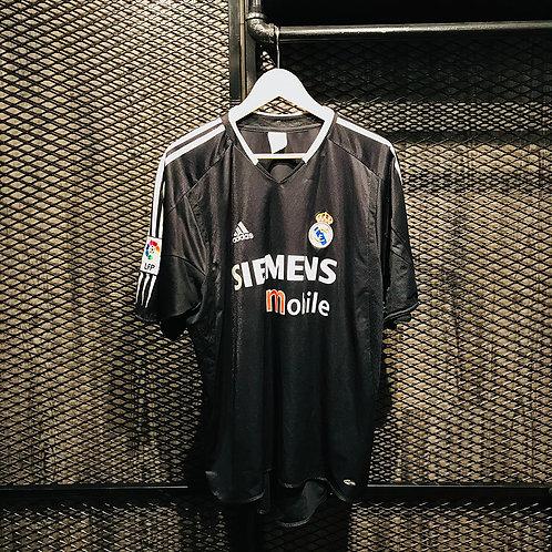 Adidas -2003/04 Real Madrd Away Jersey