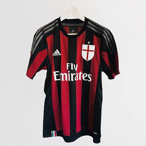 Adidas - 2015/16 AC Milan Home Jersey