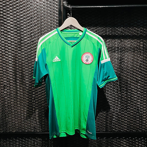 Adidas - 2014/15 Nigeria Bello Home Jersey