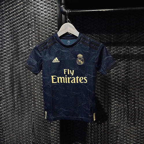 Adidas - 2019/20 Real Madrid Away Jersey