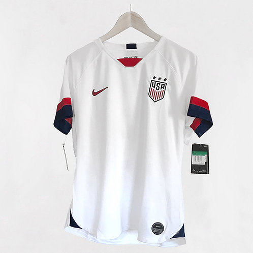 Nike - 2019 US Womens Home Alex Morgan Jersey