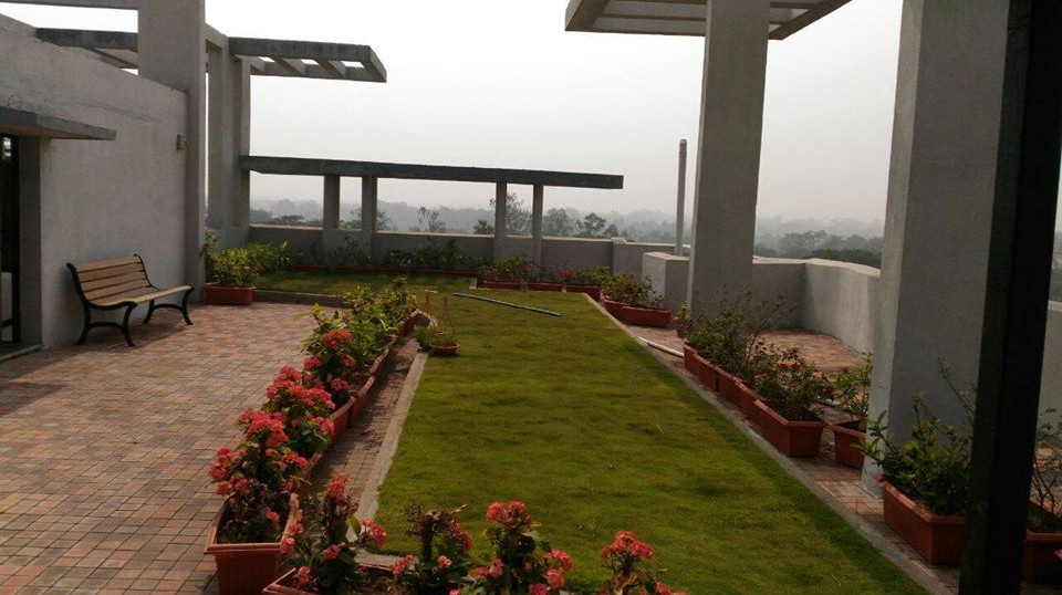 Orchid terrace garden Angle 2