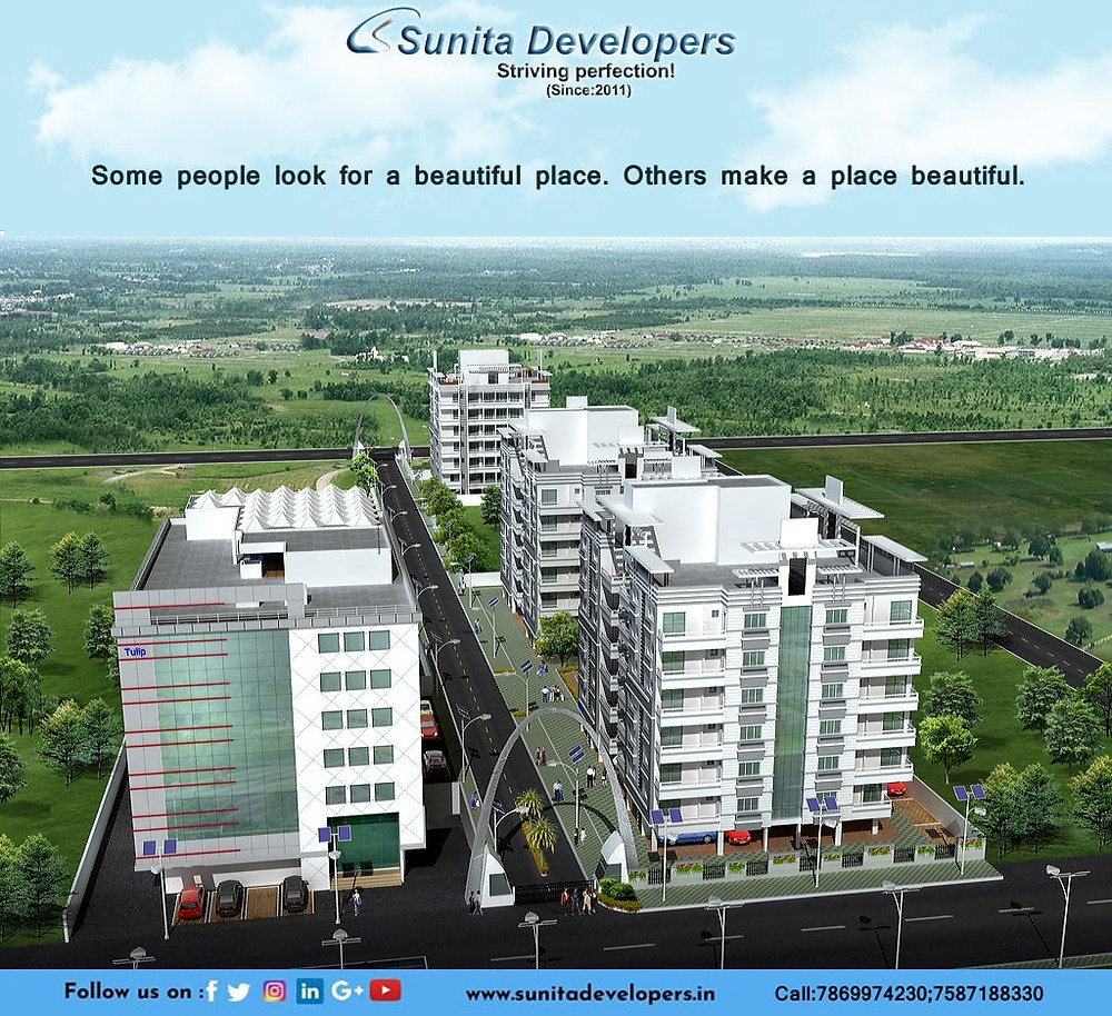 Sunita-Developers-Apartments-Raipur