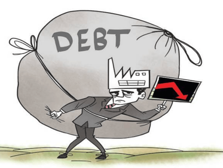 3 Early Signs That You Are Nearing A Debt Trap