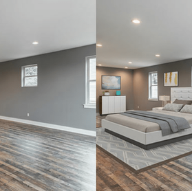 How Virtual Staging Can Give You  A Competitive Edge