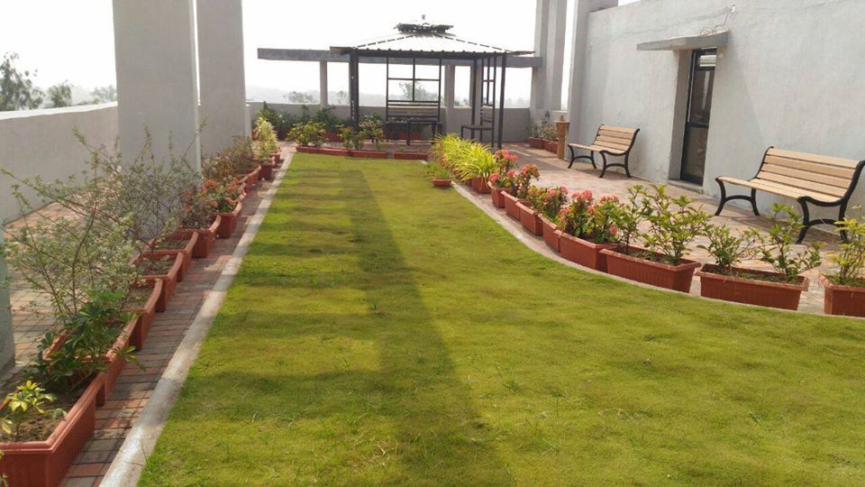 Orchid terrace garden Angle 3