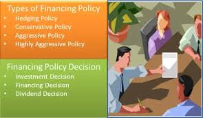 What Is A Financing Policy?