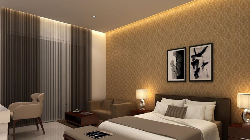 Studio Apartment Display 1