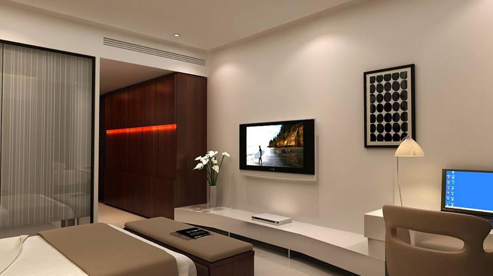 Studio Apartment Display 2