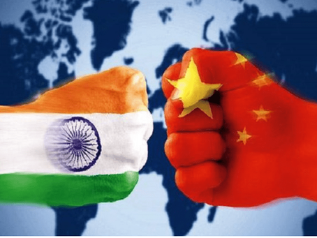 Modi Oppose Chinese Attack Into India Before A Deadly Clash