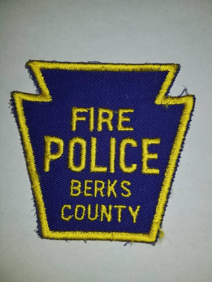 Berks County PA Fire Police