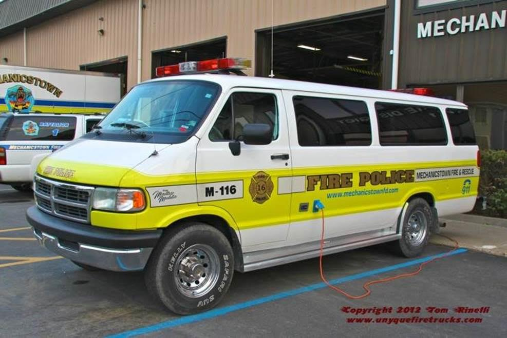 Mechanicstown FD Middletown NY M-116
