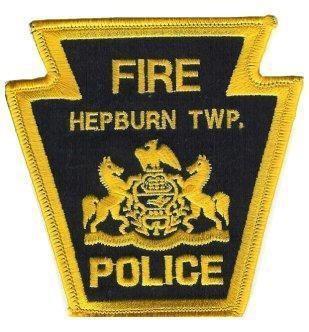 Hepburn Township PA FIRE POLICE 2