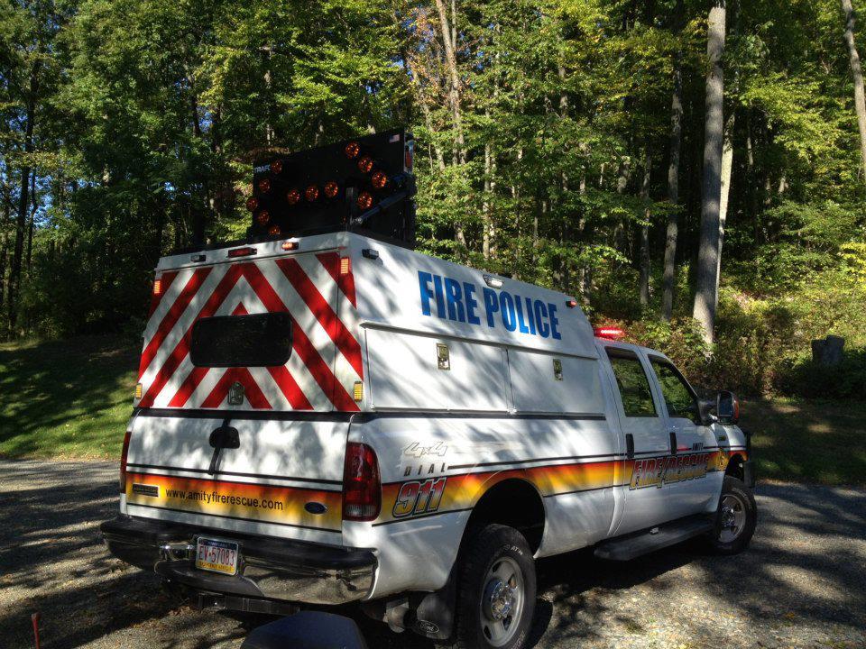 Amity Fire Company - Traffic 49