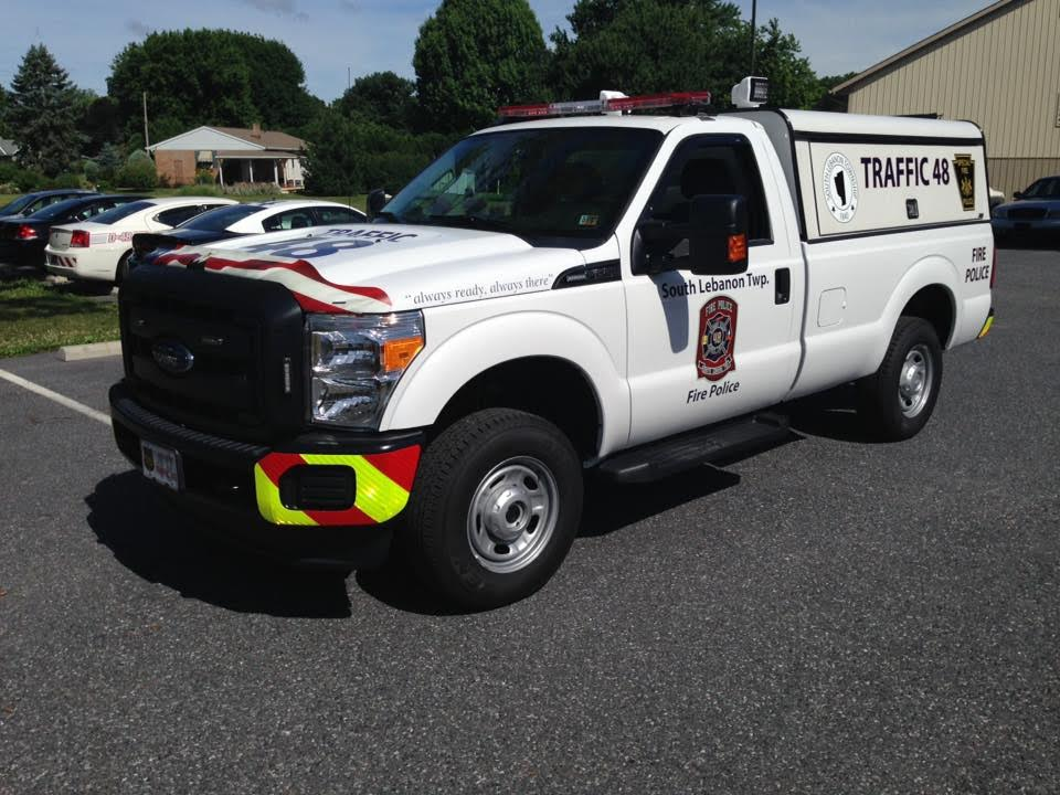 South Lebanon Township Fire Police Traffic 48