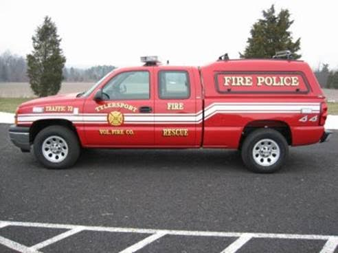 Tylersport Fire Company Traffic 72