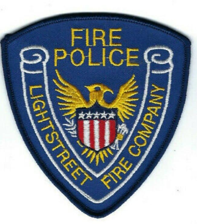Lightstreet Fire Company Fire Police PA.