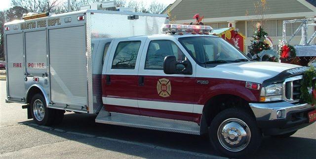 Mastic F.D. NY Fire Police 5-12-80