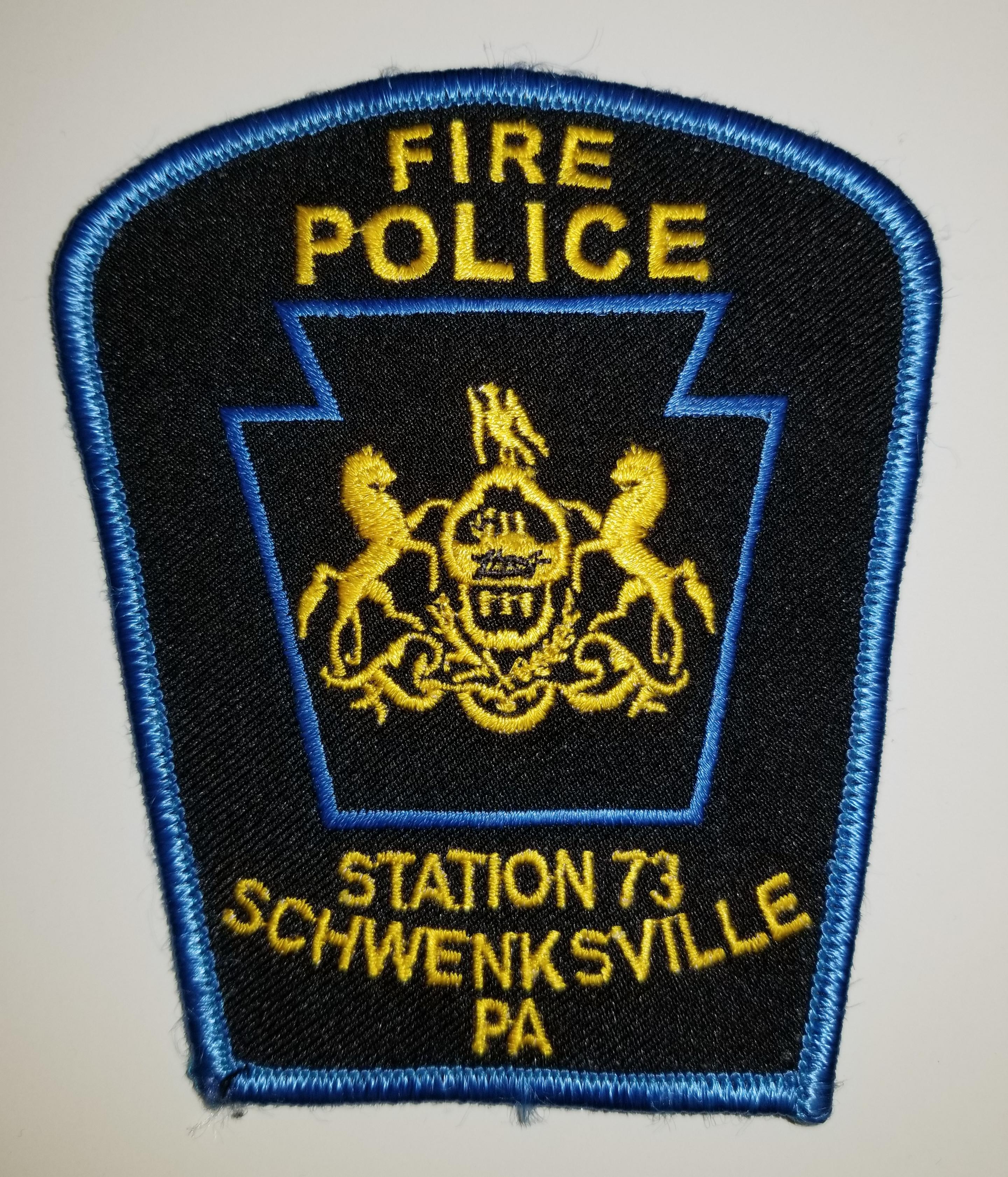 Schwenksville Fire Police