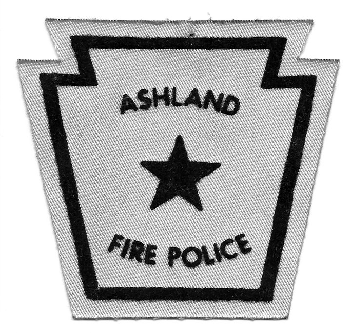 Ashland Fire Police PA