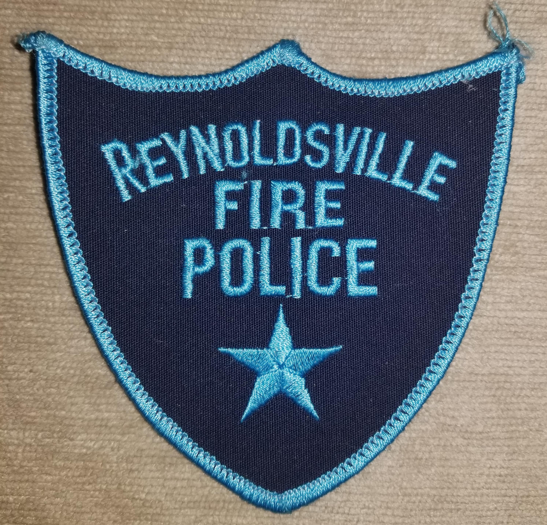 Reynoldsville Fire Police PA