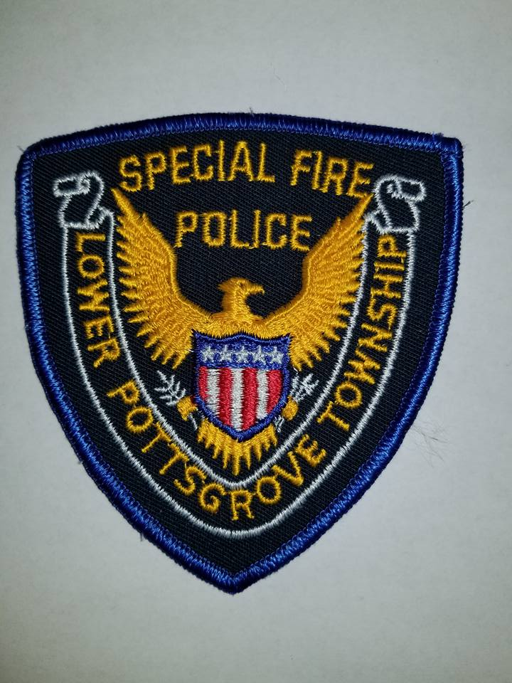 Lower Pottsgrove Township PA Special Fire Police