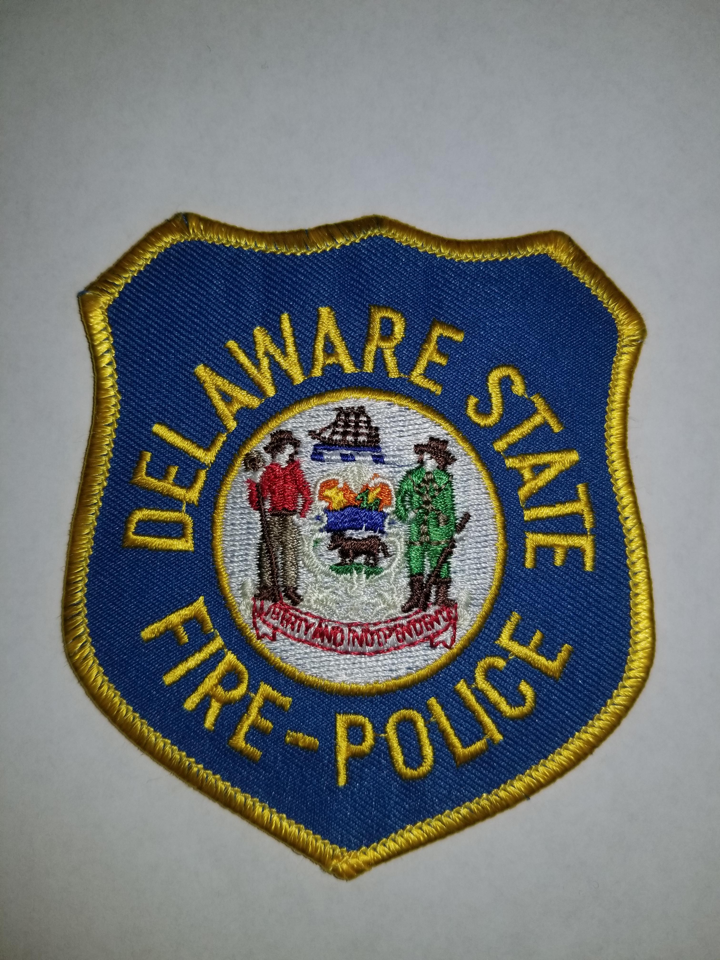 Delaware State Fire Police