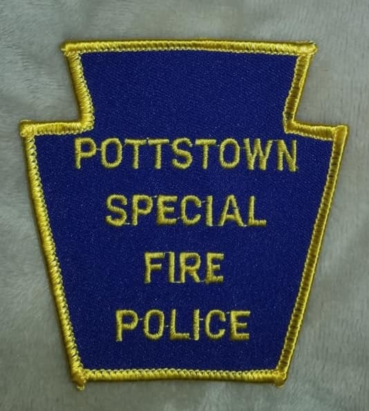 Pottstown Special Fire Police PA