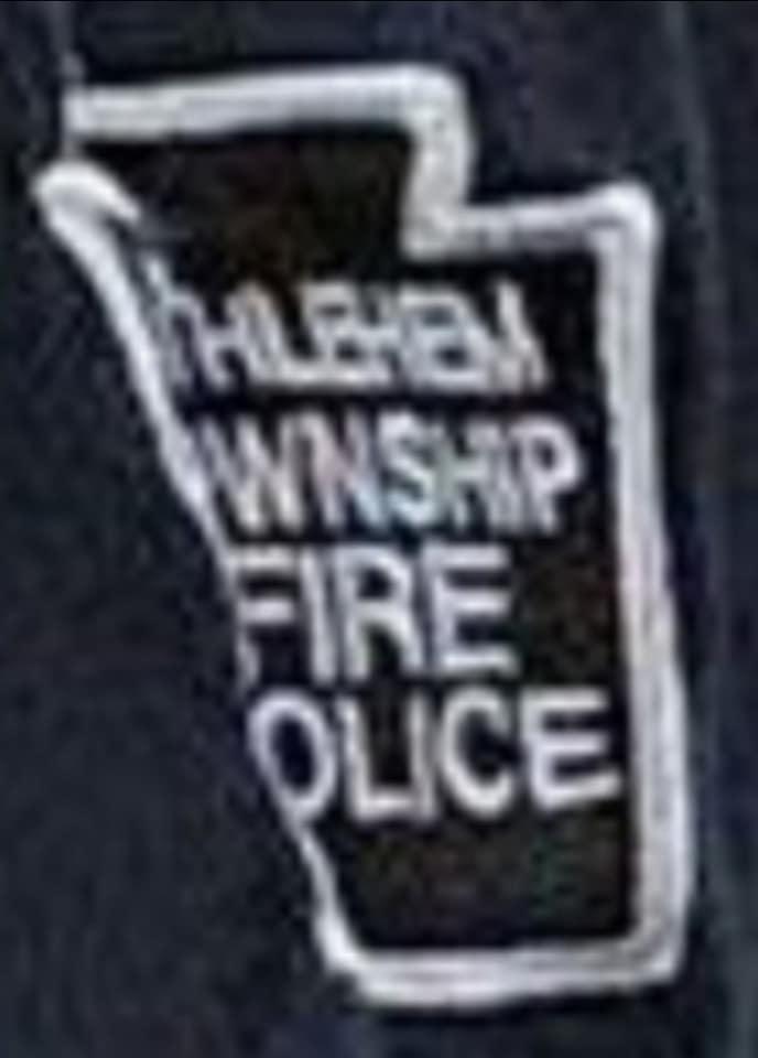 Bethlehem Township Fire Police PA 1