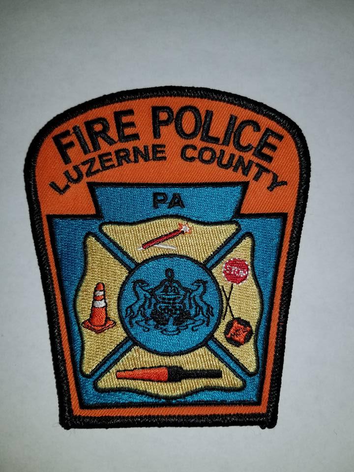Luzerne County PA Fire Police