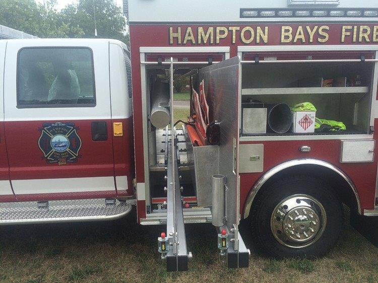 Hampton Bays NY Fire Police 4