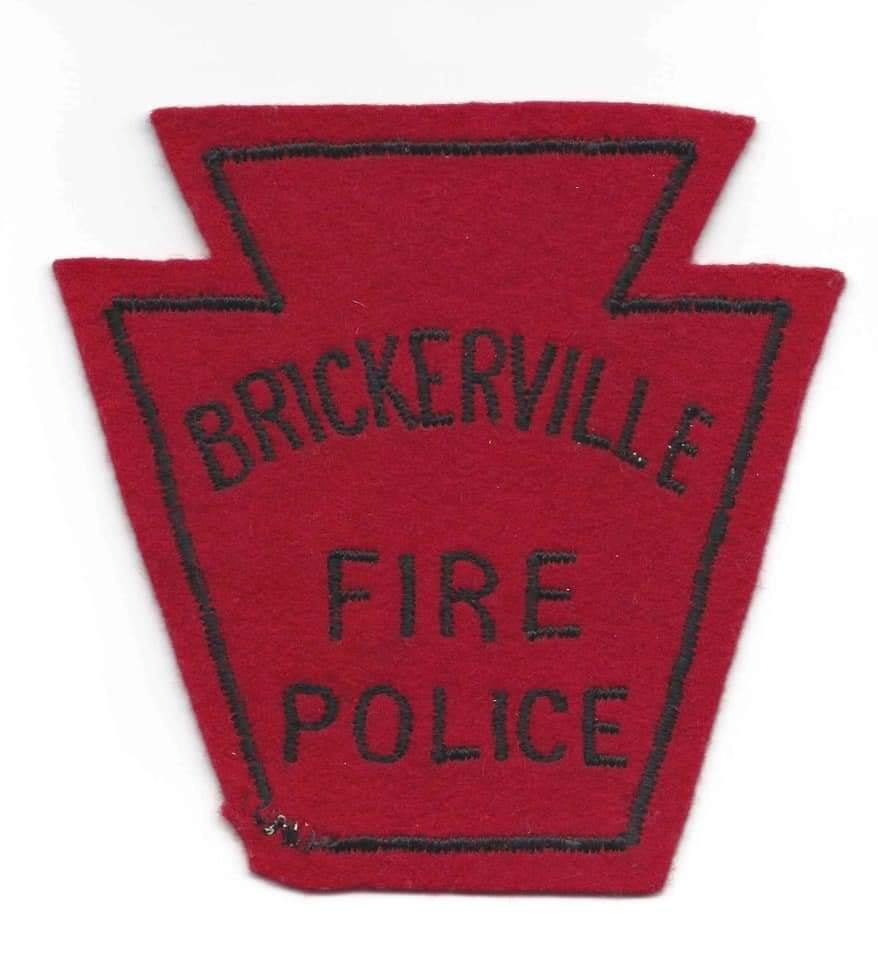 Brickerville Fire Police PA