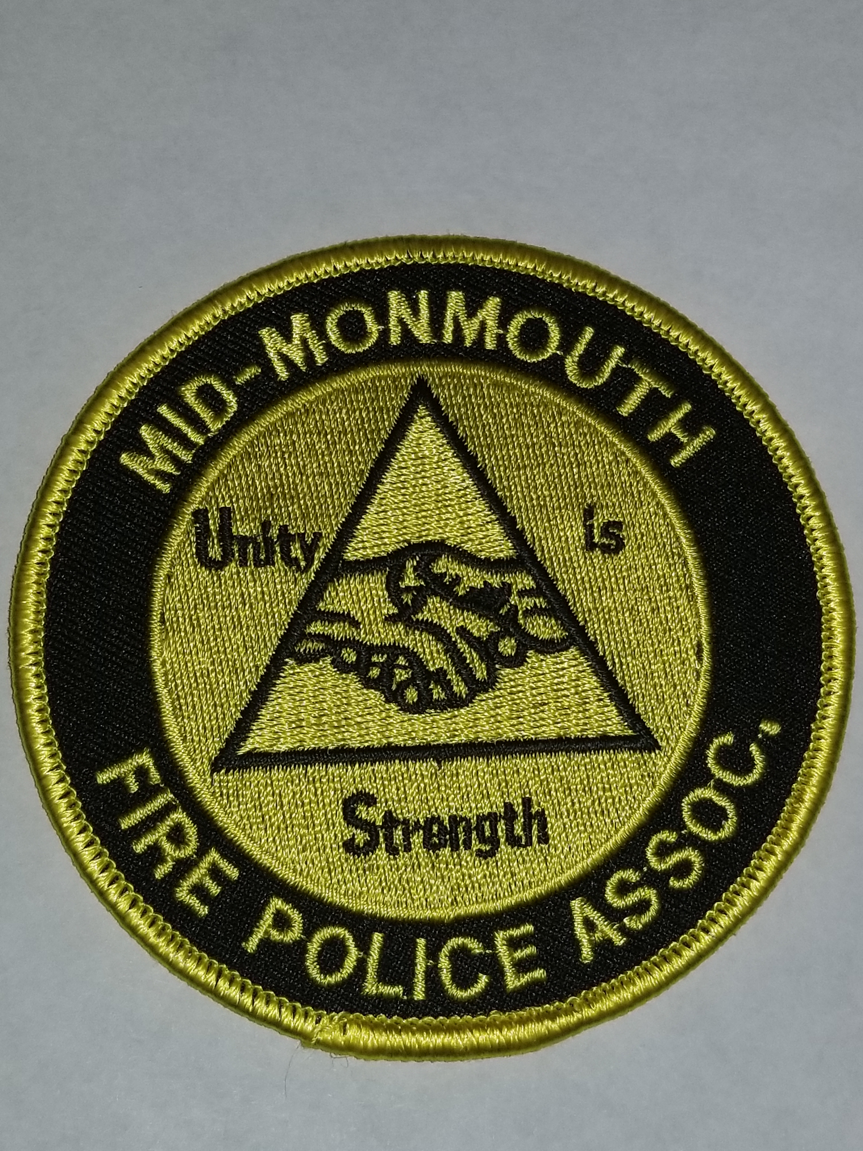 Mid-Monmouth Fire Police Association NJ
