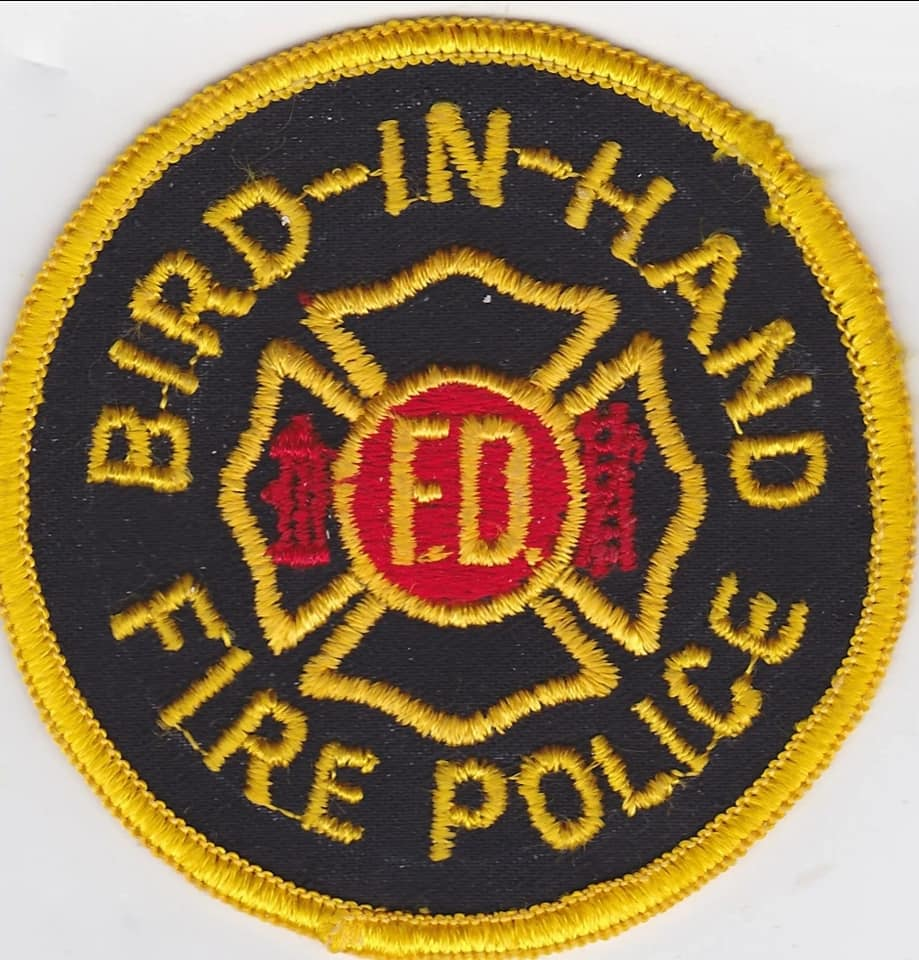 Bird-In-Hand Fire Police PA 1