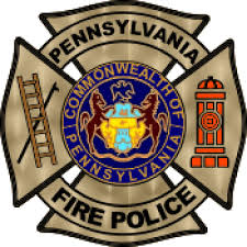 PA Fire Police Graphic