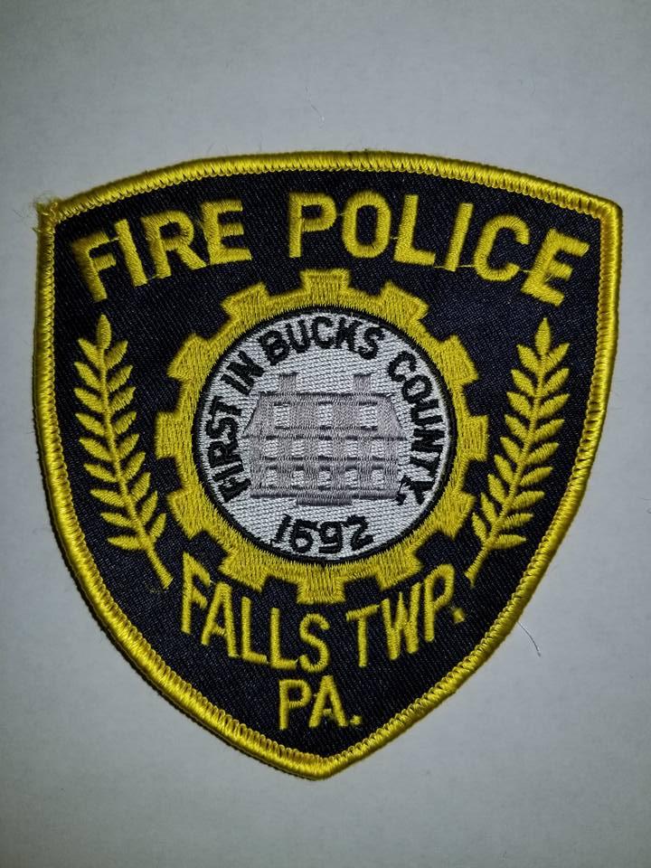 Falls Township PA Bucks County Fire Police