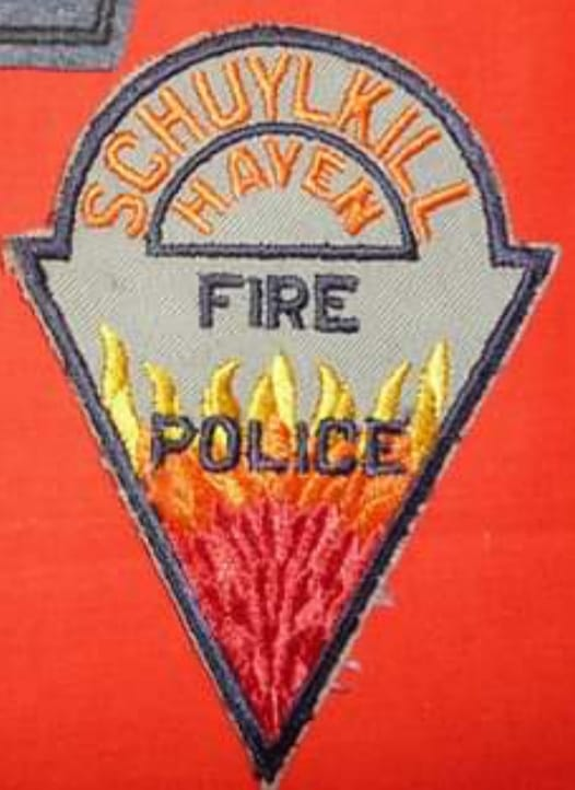 Schuylkill Haven Fire Police PA