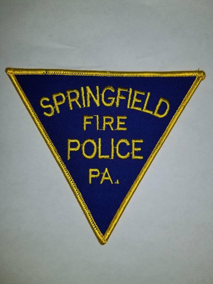 Springfield PA Fire Police 1