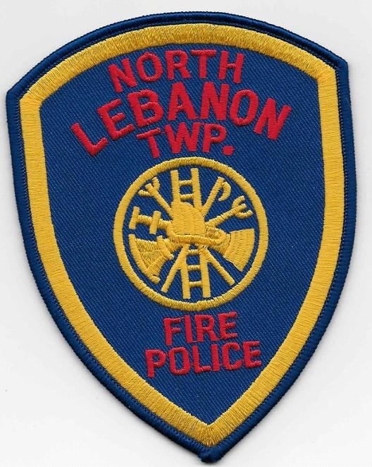 North Lebanon Township Fire Police PA