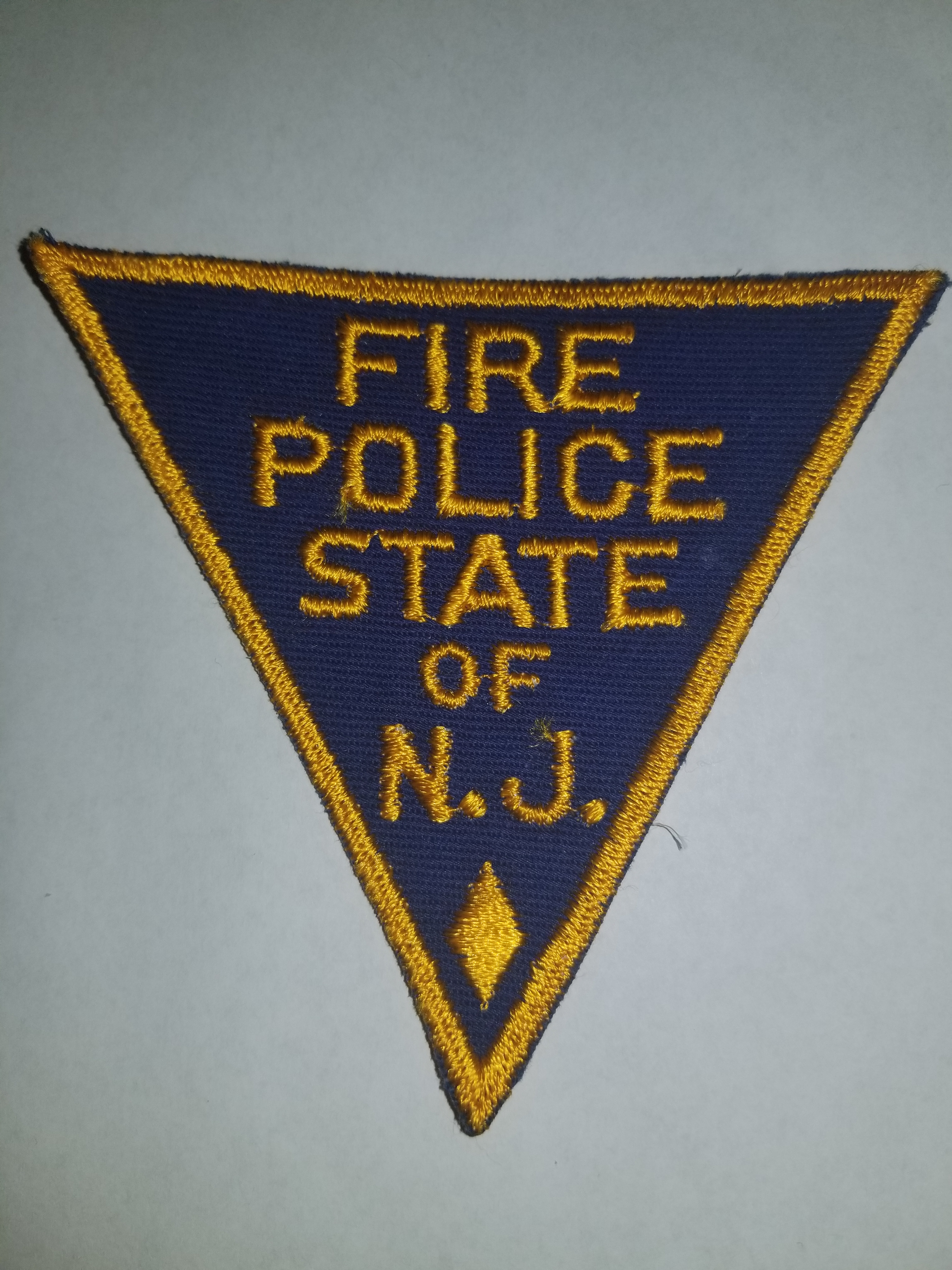 Fire Police State Of N.J. 2