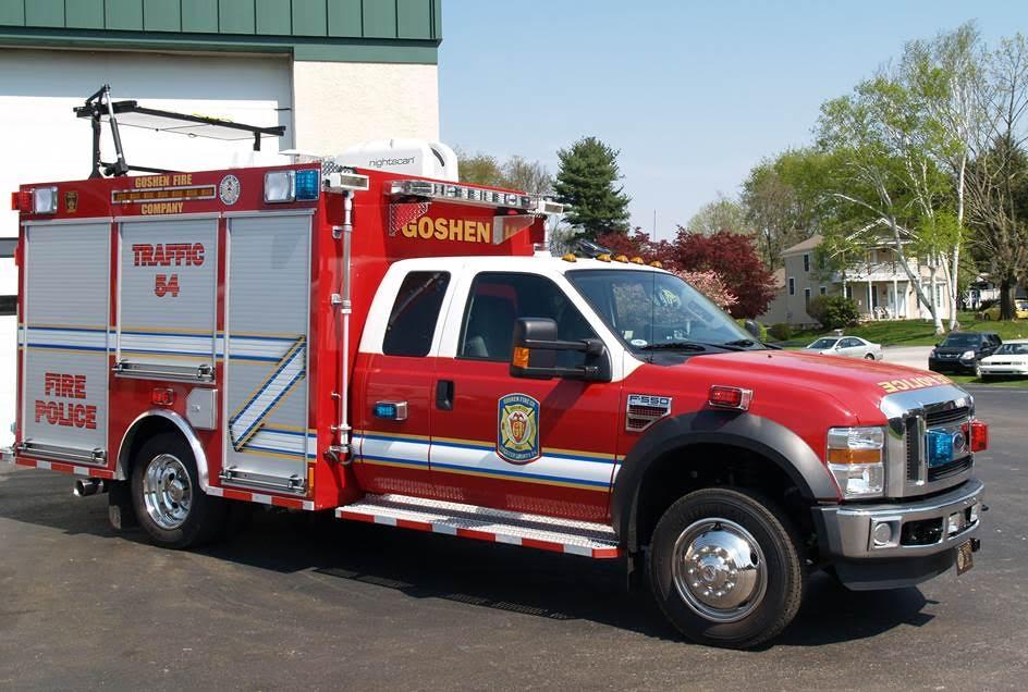 Goshen Traffic 54