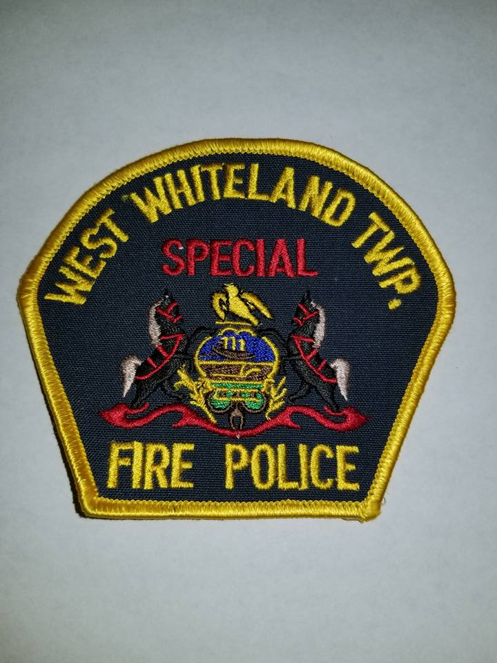 West Whiteland Township PA Special Fire Police 2
