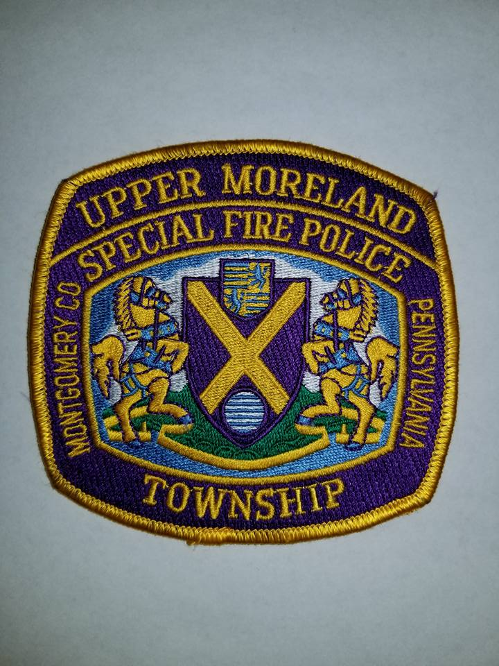 Upper Moreland Township Montgomery County PA Special Fire Police