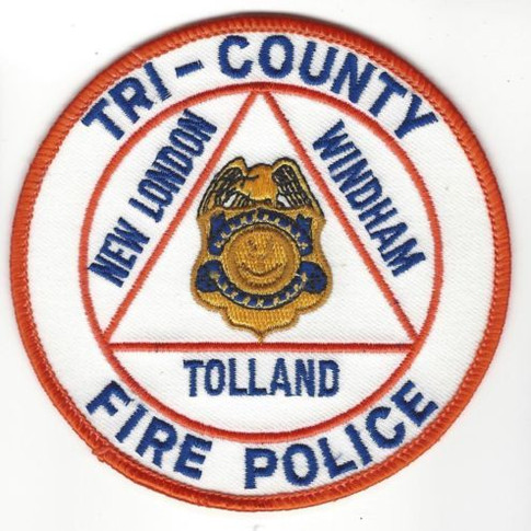 Tri-County Fire Police  New London - Windham - Tolland