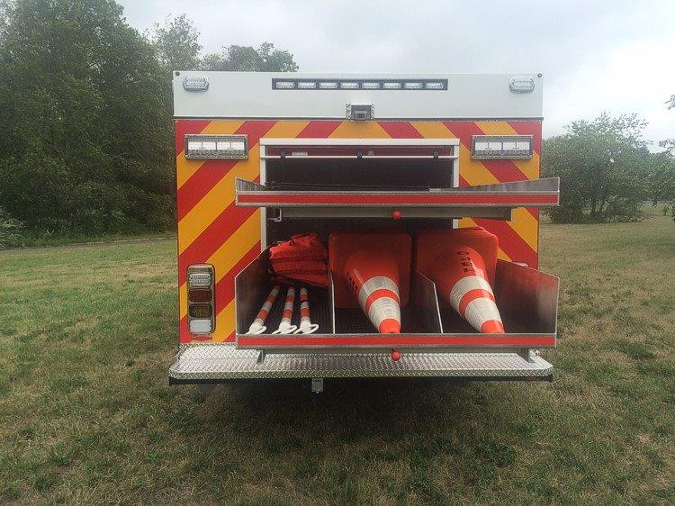 Hampton Bays NY Fire Police 3